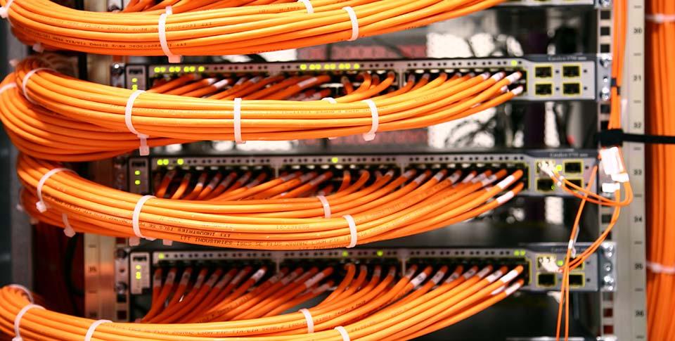 Fibre Optic Cabling Installation