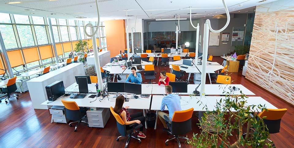 Multi Tenanted Office Blocks