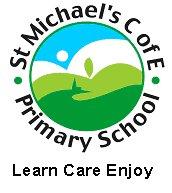 St Micheal's Primary School Logo