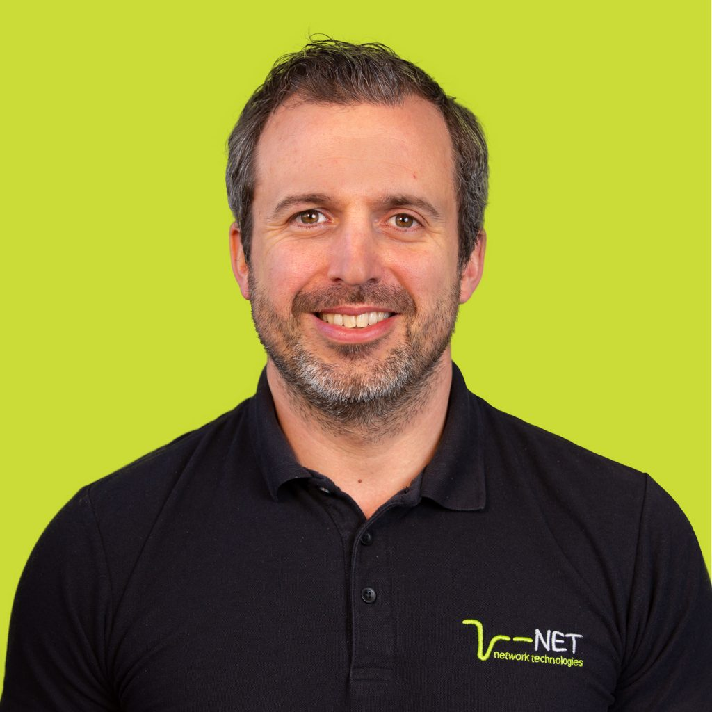 Andy Nash - Sales and Marketing Manager