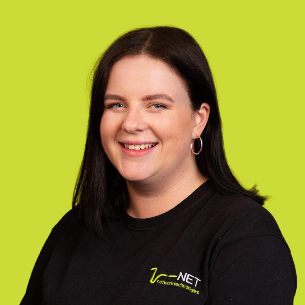 Ashleigh Lamprey - Office Administrator
